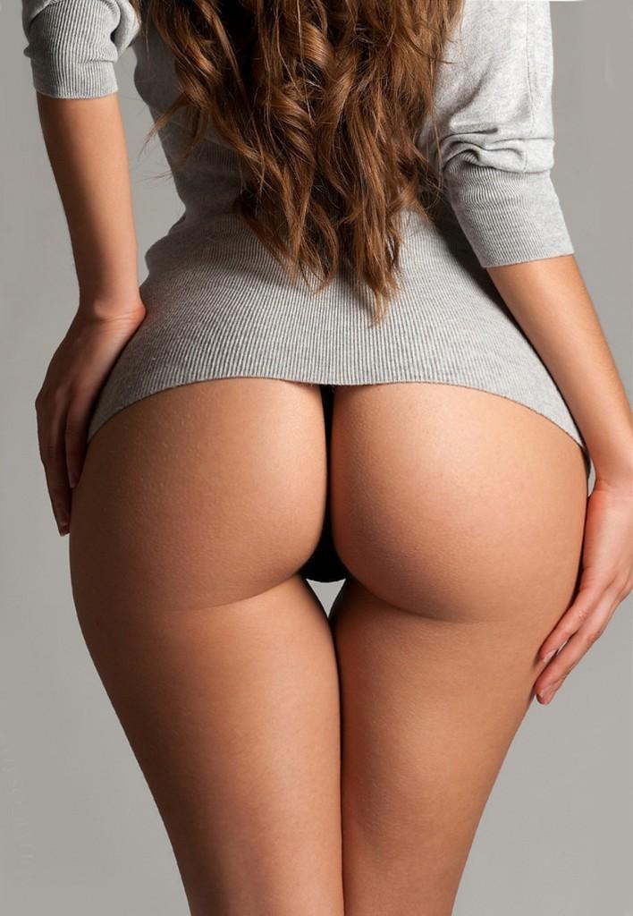Minifalda culo perfecto