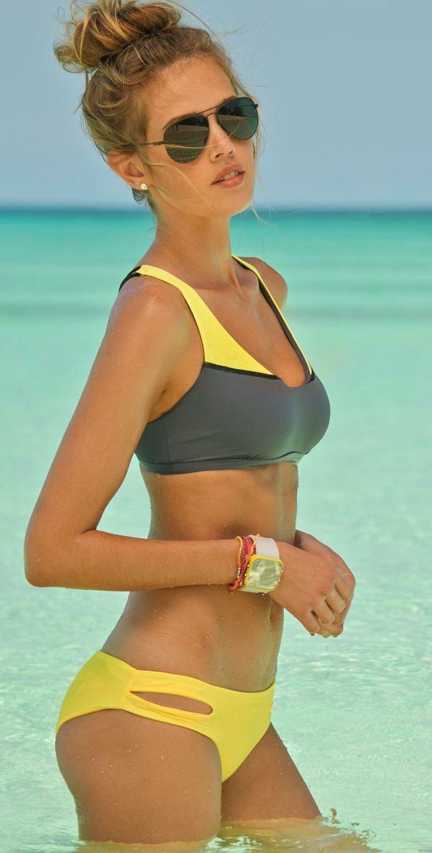 Sexy sports bra