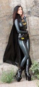 Batman  sexy girl