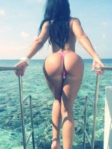 Gayana Bagdasaryan perfect ass