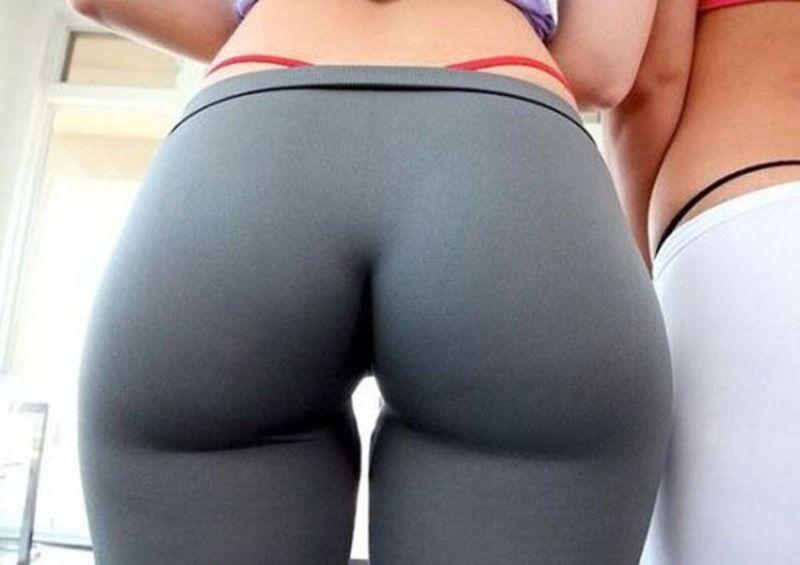sexy yoga pants