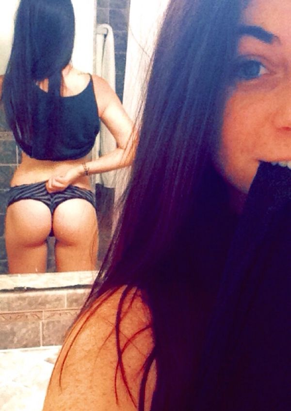sexy belfie teen girl