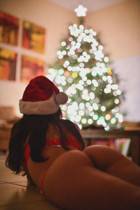 Sexy Santa, nice ass