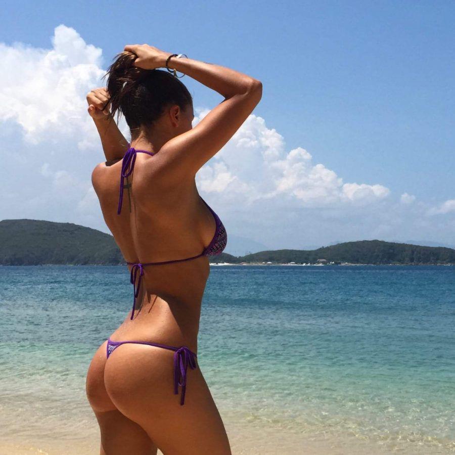 Viki Odintcova. Perfect Ass, Summer 2016