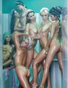 Harem fantasy. The Paradise sexy