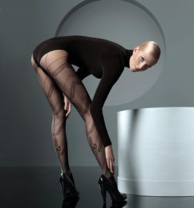 Perfect legs, sexy panties, nice blonde