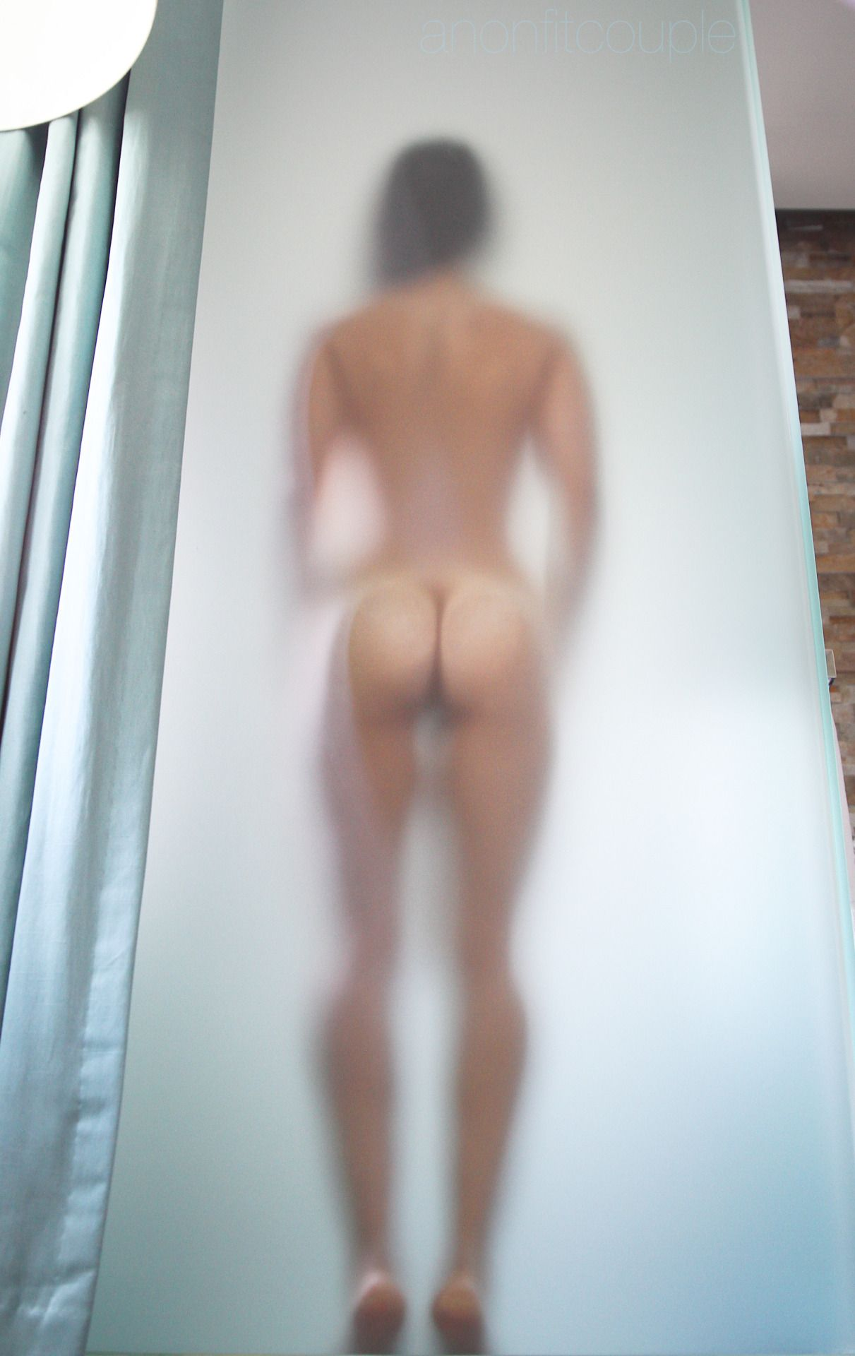 Sexy ass transparence