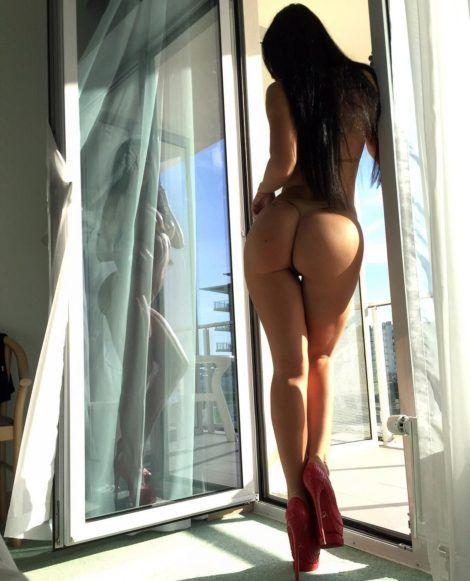 Gayana Bagdasaryan ass