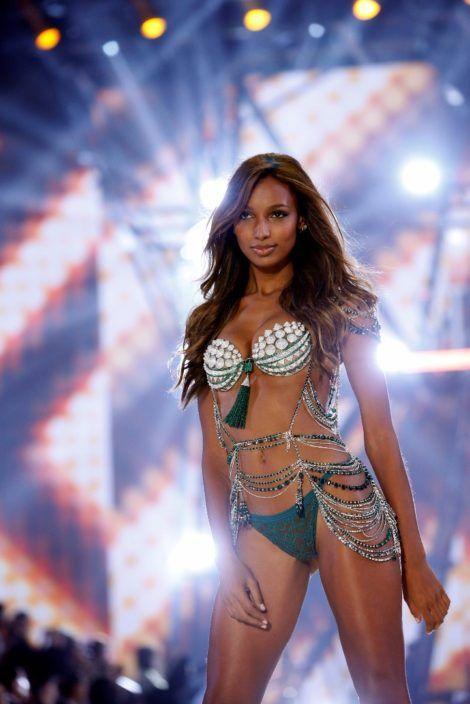 Model Jasmine Tookes Victoria Secret 2016