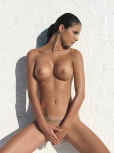 perfect boobs, sexy nude