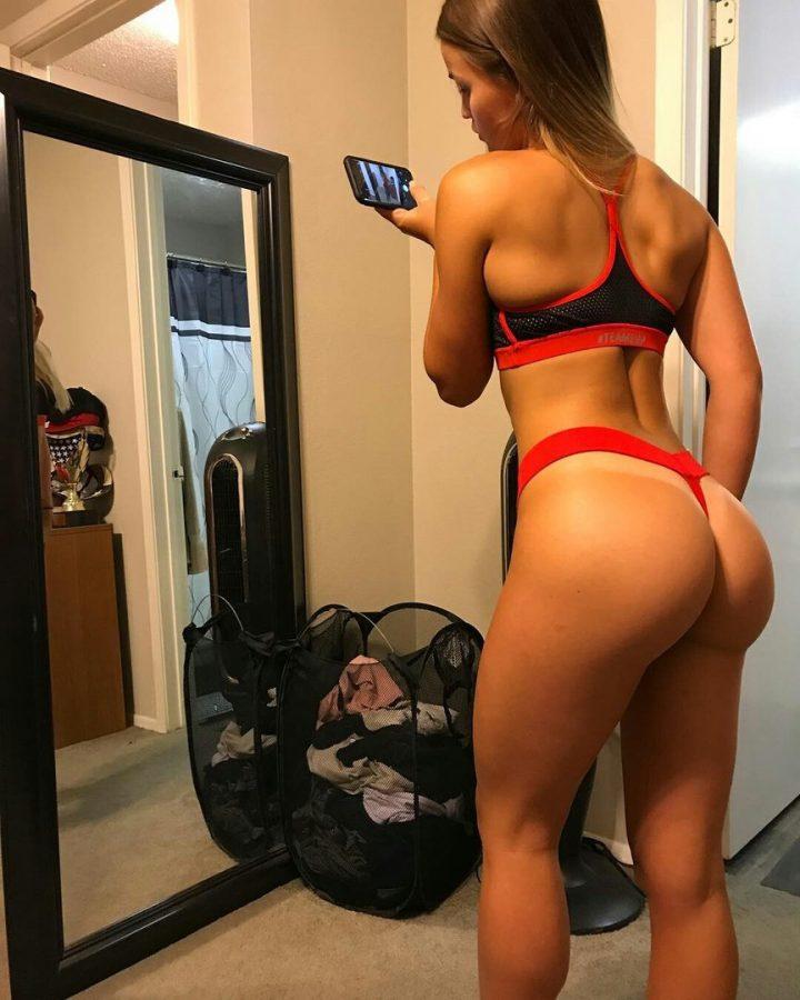amateur sport lingerie