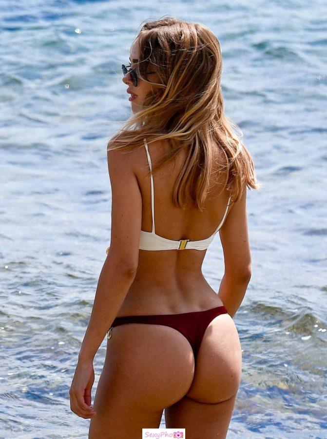 Kimberley Garner round ass