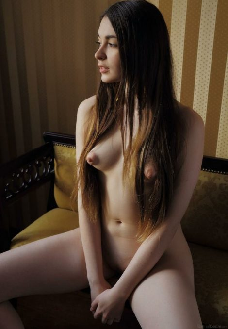 Little tits, sexy nipples