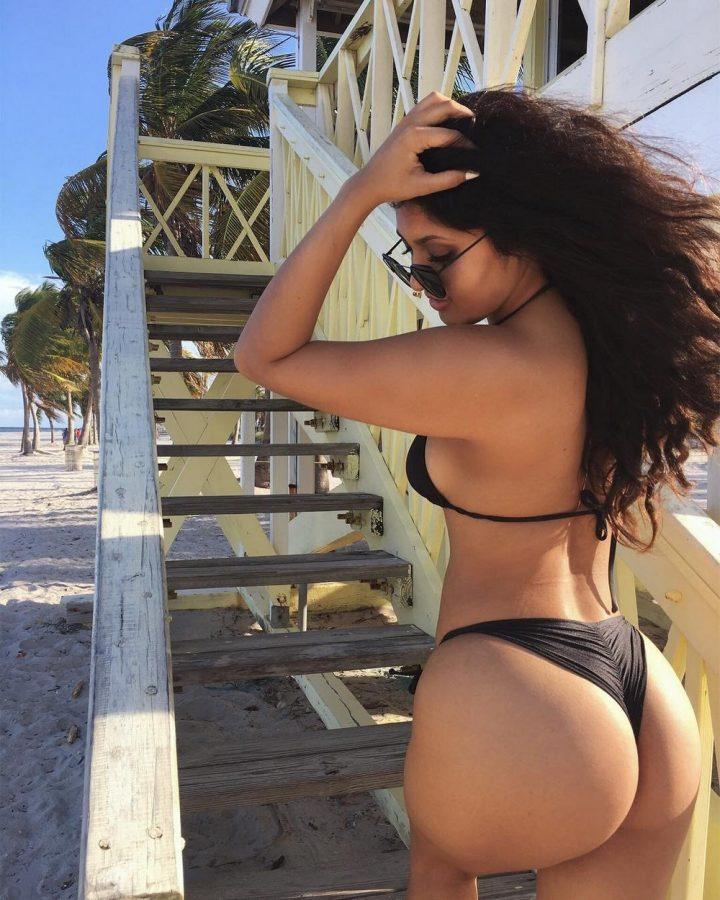 thong perfect ass