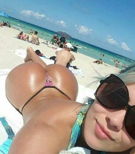 Sexy ass, perfect ass, thong sexy