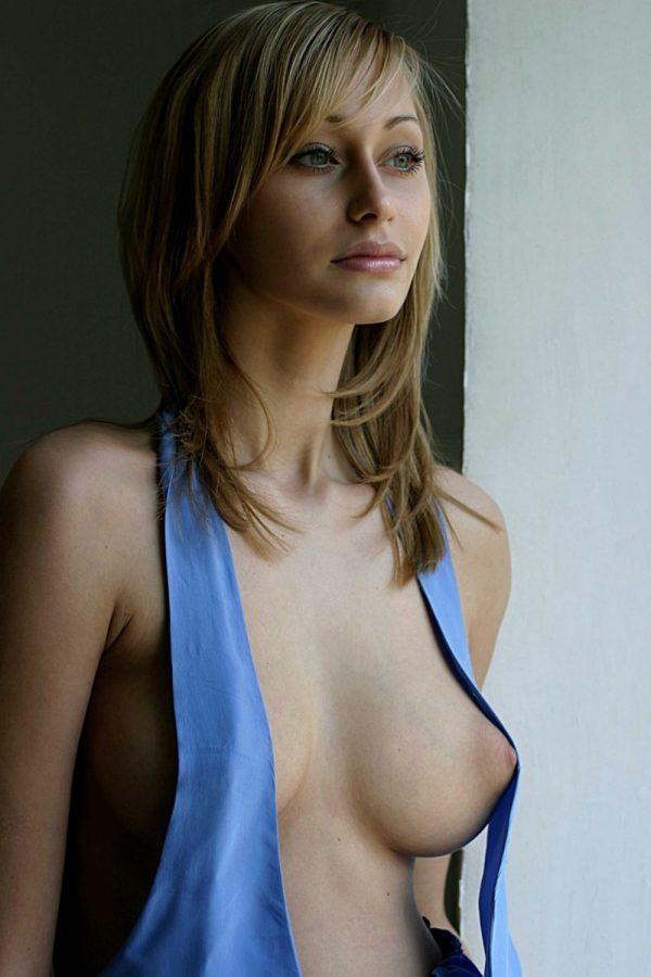 nipples cone tits