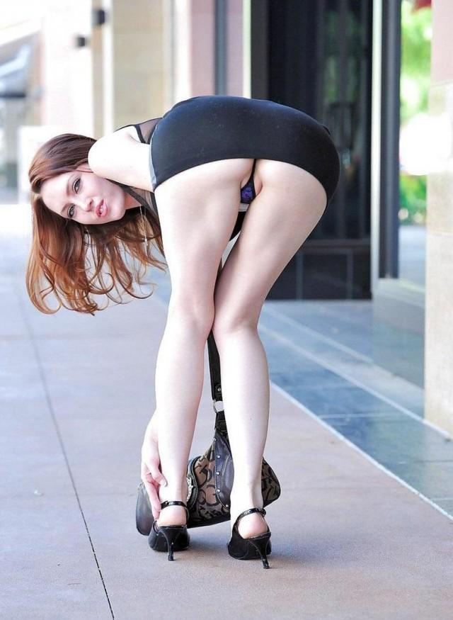 ass street skirt