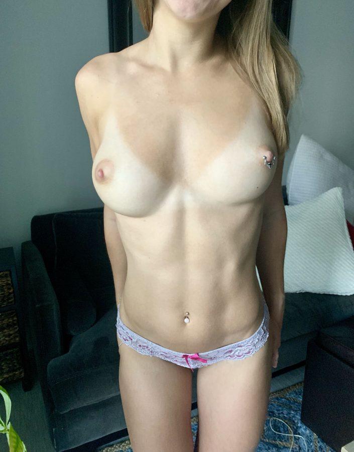 piercing nipple
