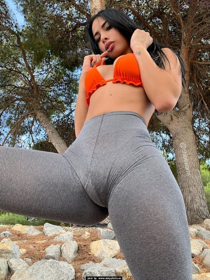 fitness cameltoe