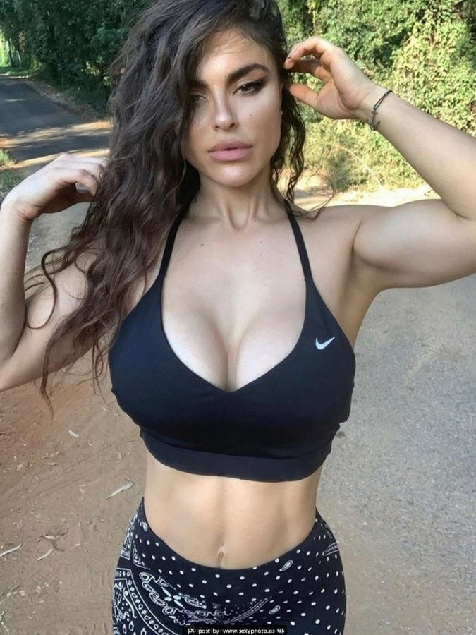 fitness boobs