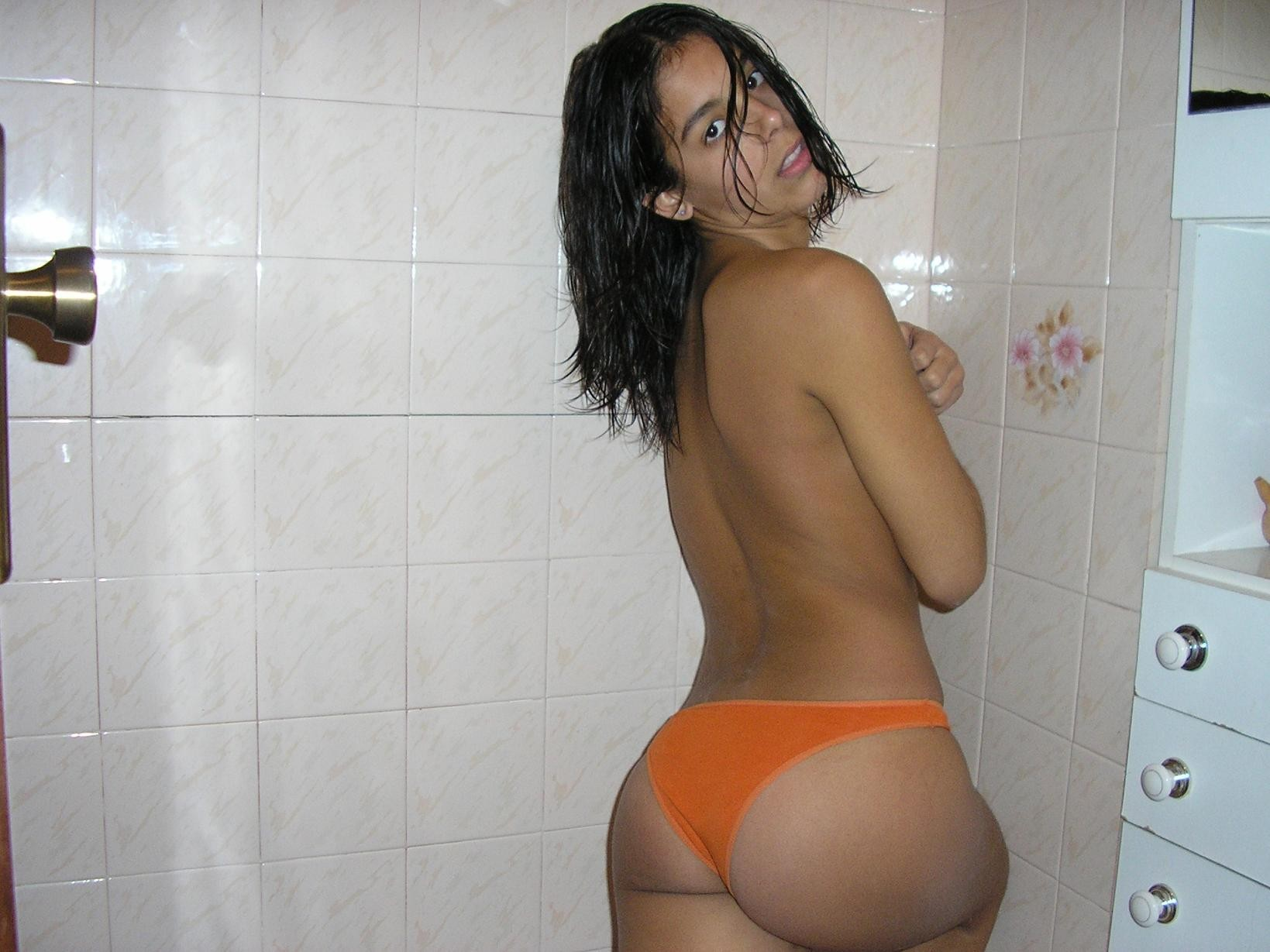 shower ass