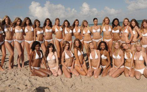 sports-people-women-model-beach-team