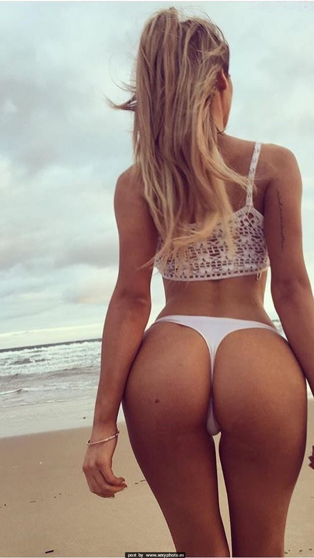 thong perfect ass