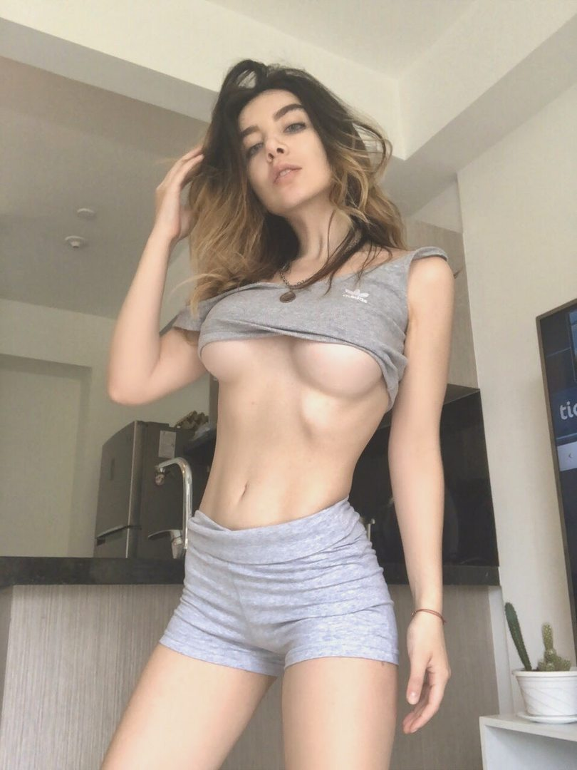 sexy young nude girl ass pussy tits boobs