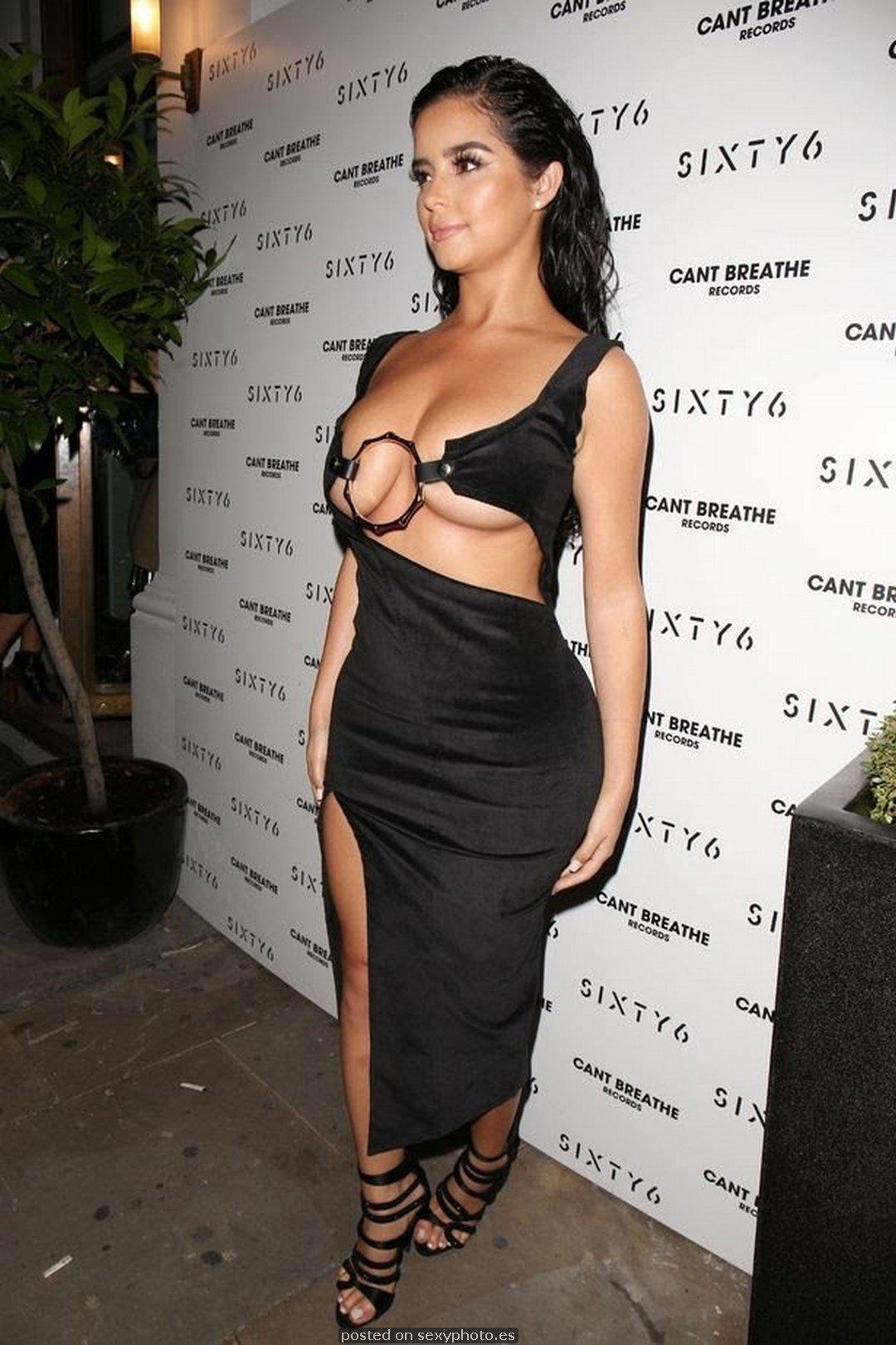 Demi Rose ass,Demi Rose influencer bikini, Demi Rose celebrity nipples