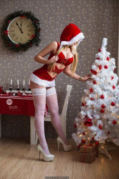 Hot Santa Teen 2020 top sexy Christmas