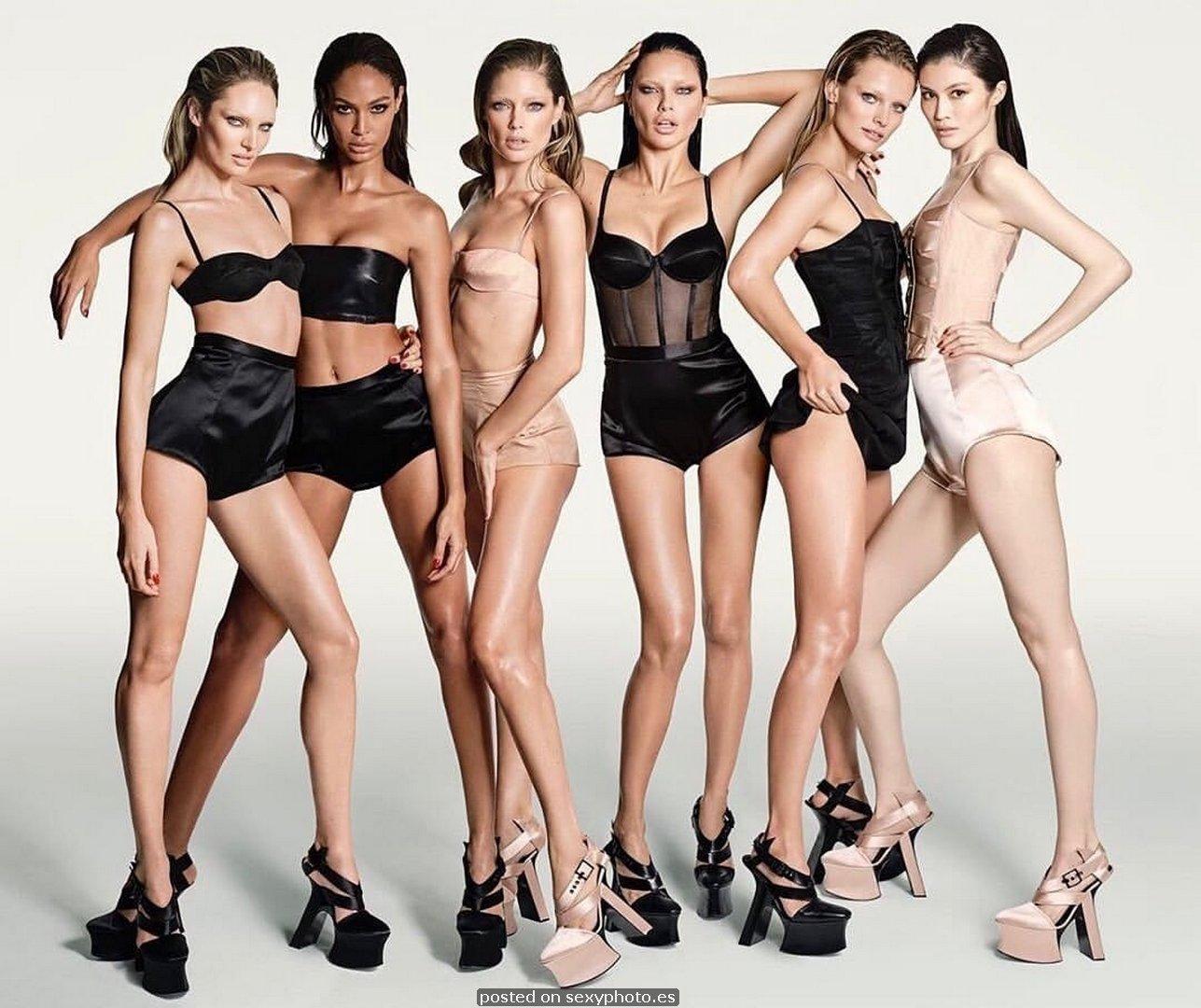 CANDICE SWANEPOEL models