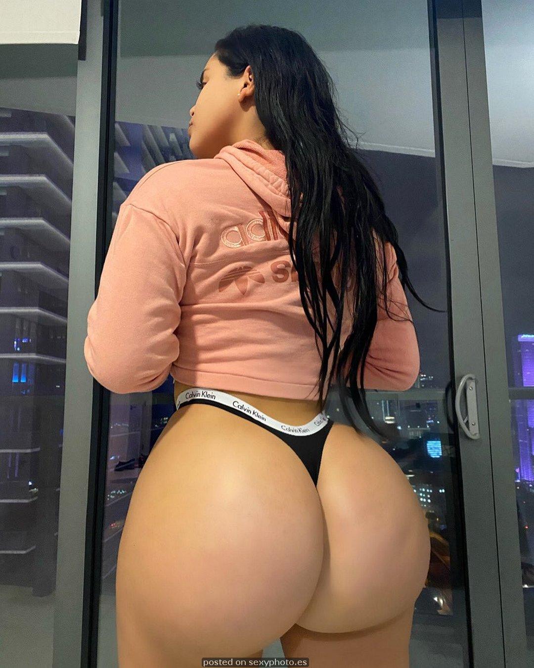 busty ass little thong
