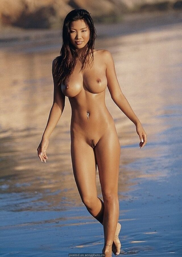 chinese hot asian nude at beach