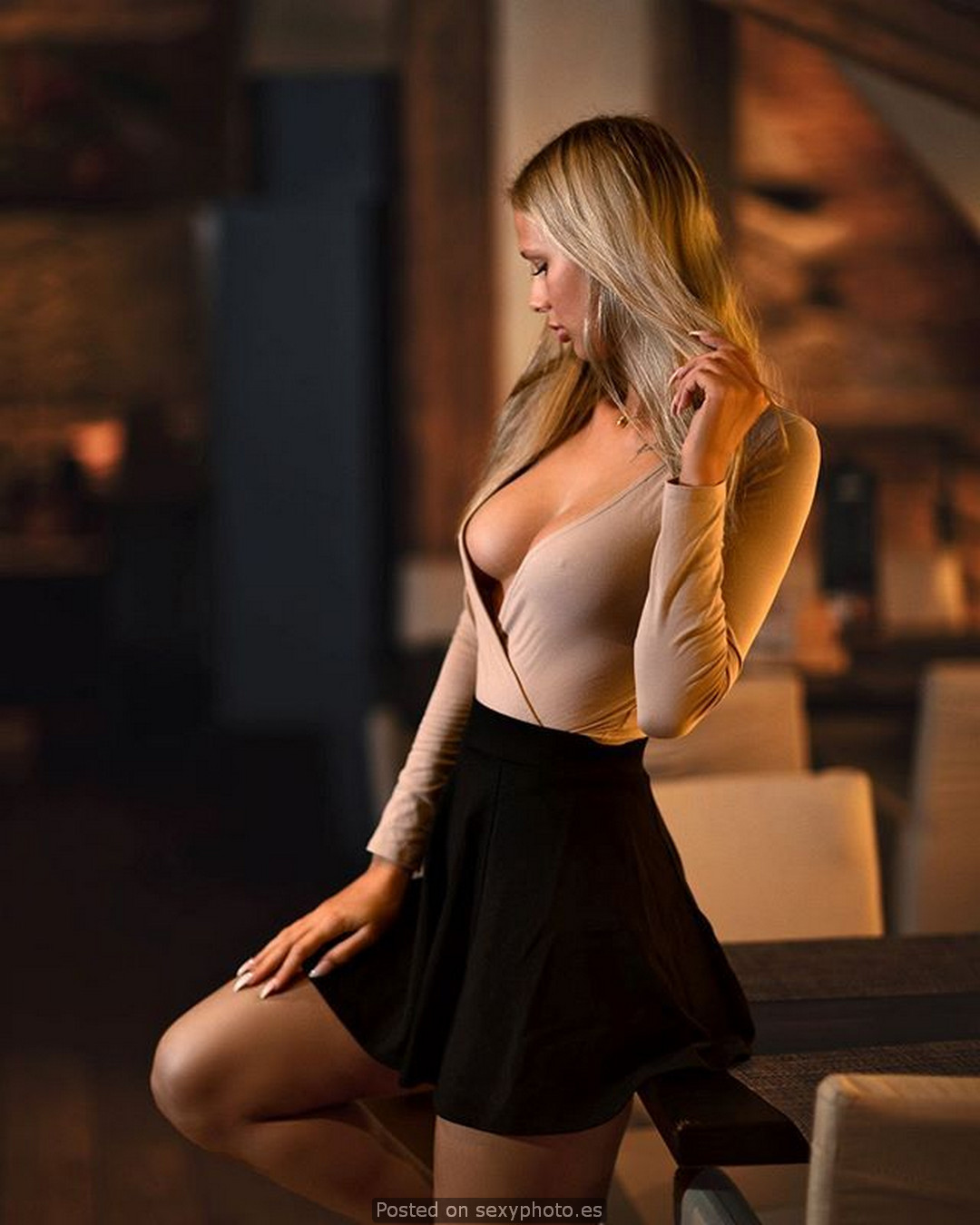 fashion sexy boobs