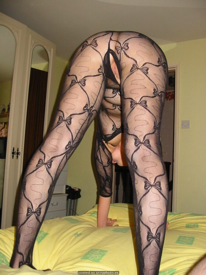 hot amateur lingerie pussy