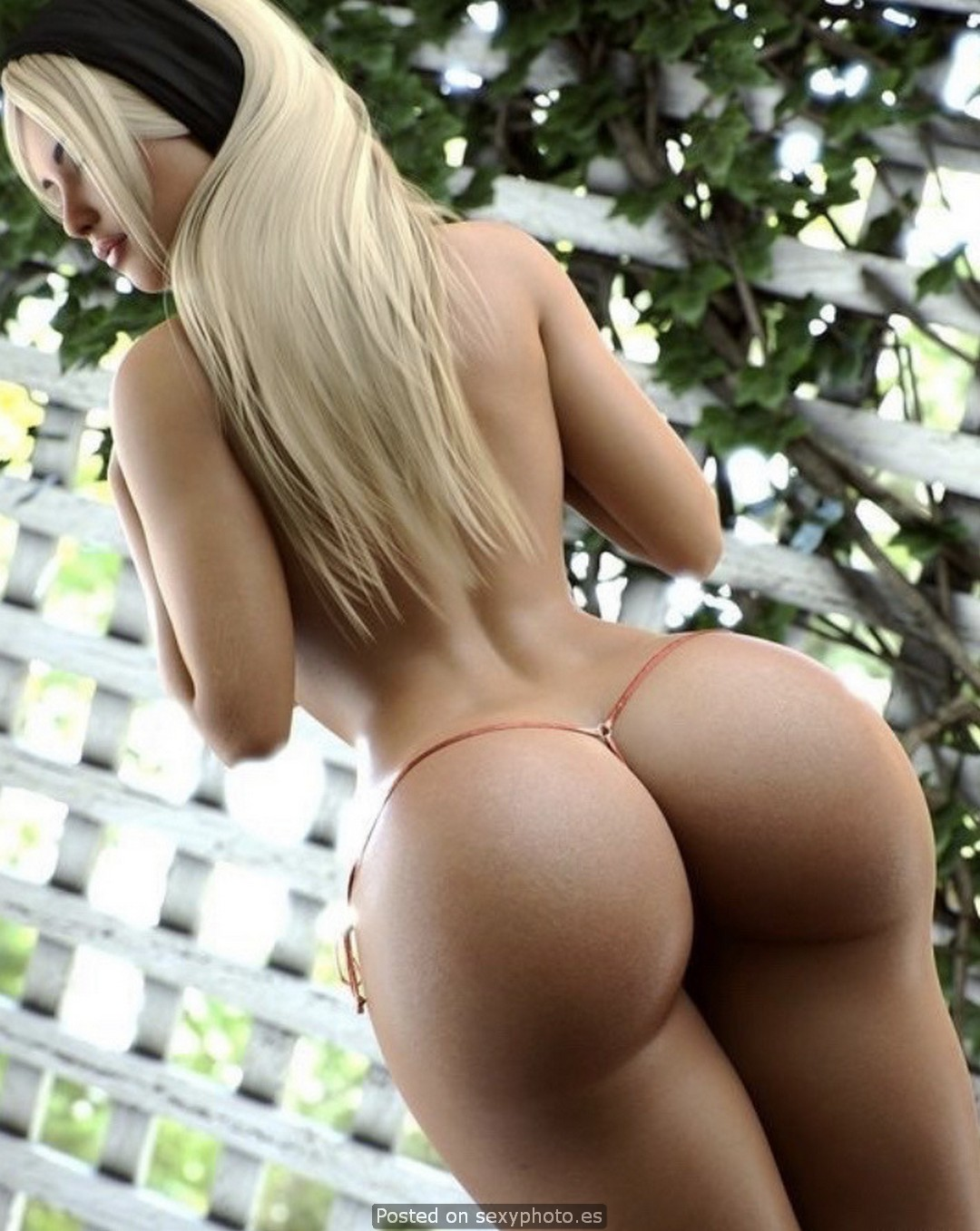 minithong ass
