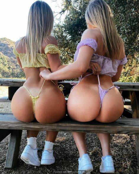 couple thongs