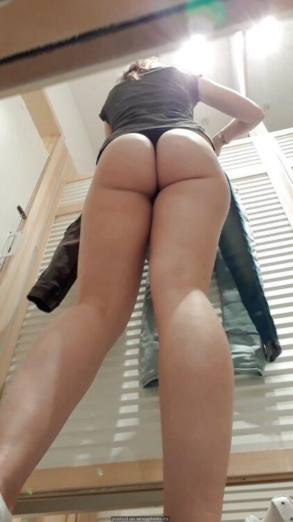 perfect long legs ass