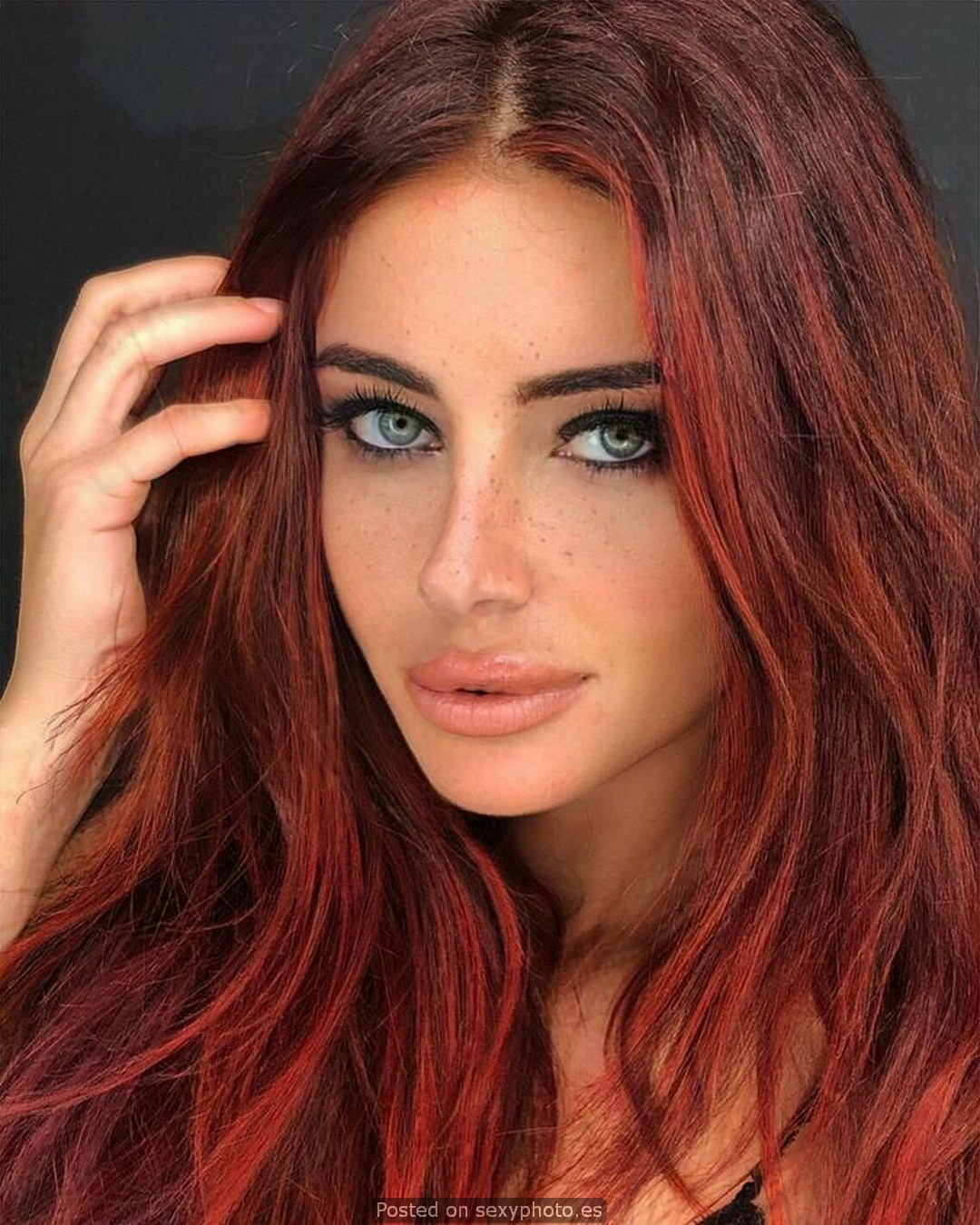 redhair face perfect