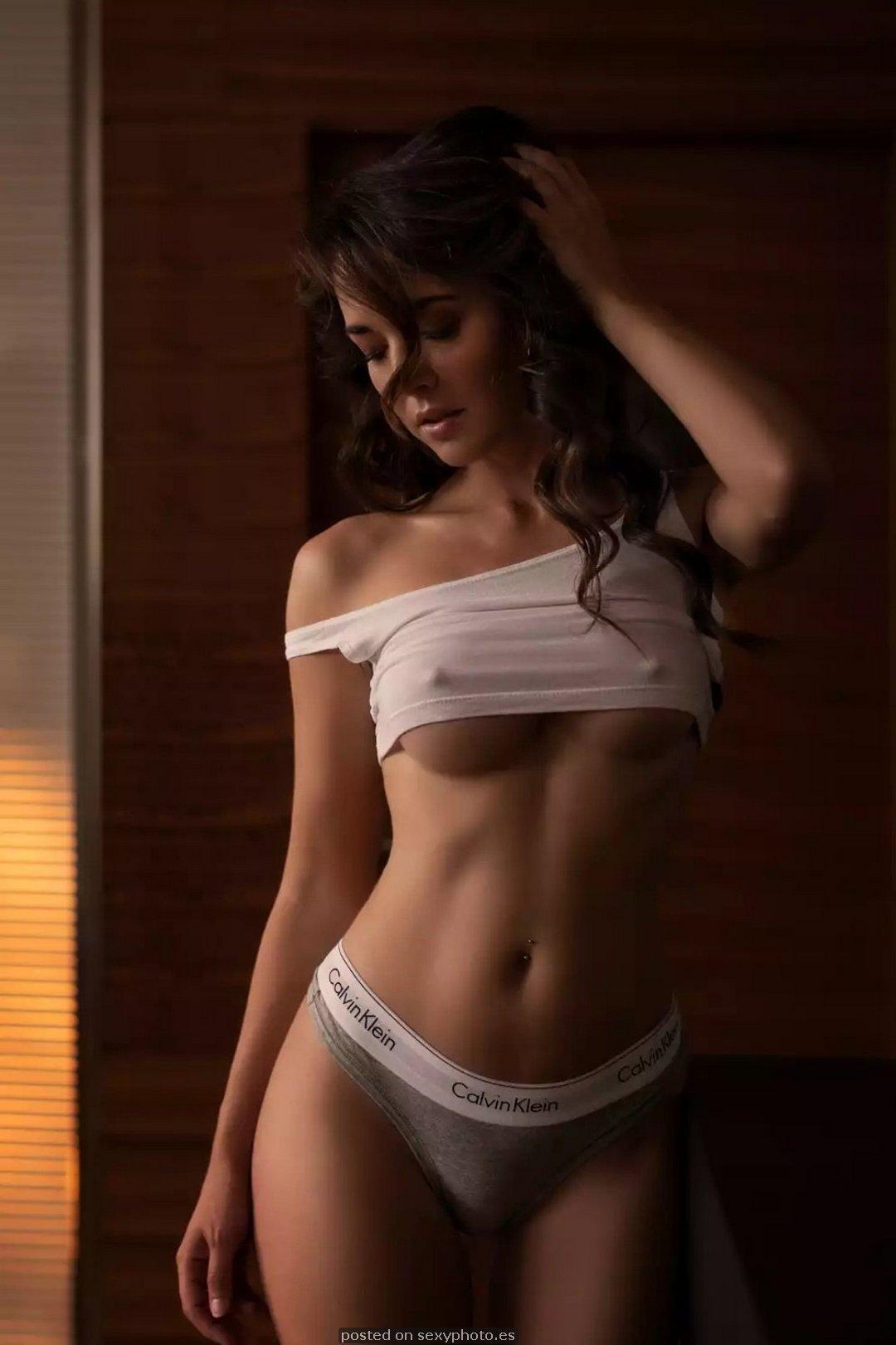 sensual underboobs nipples