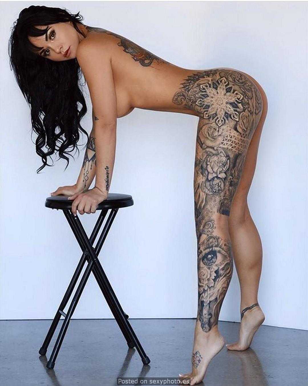 tatto sexy