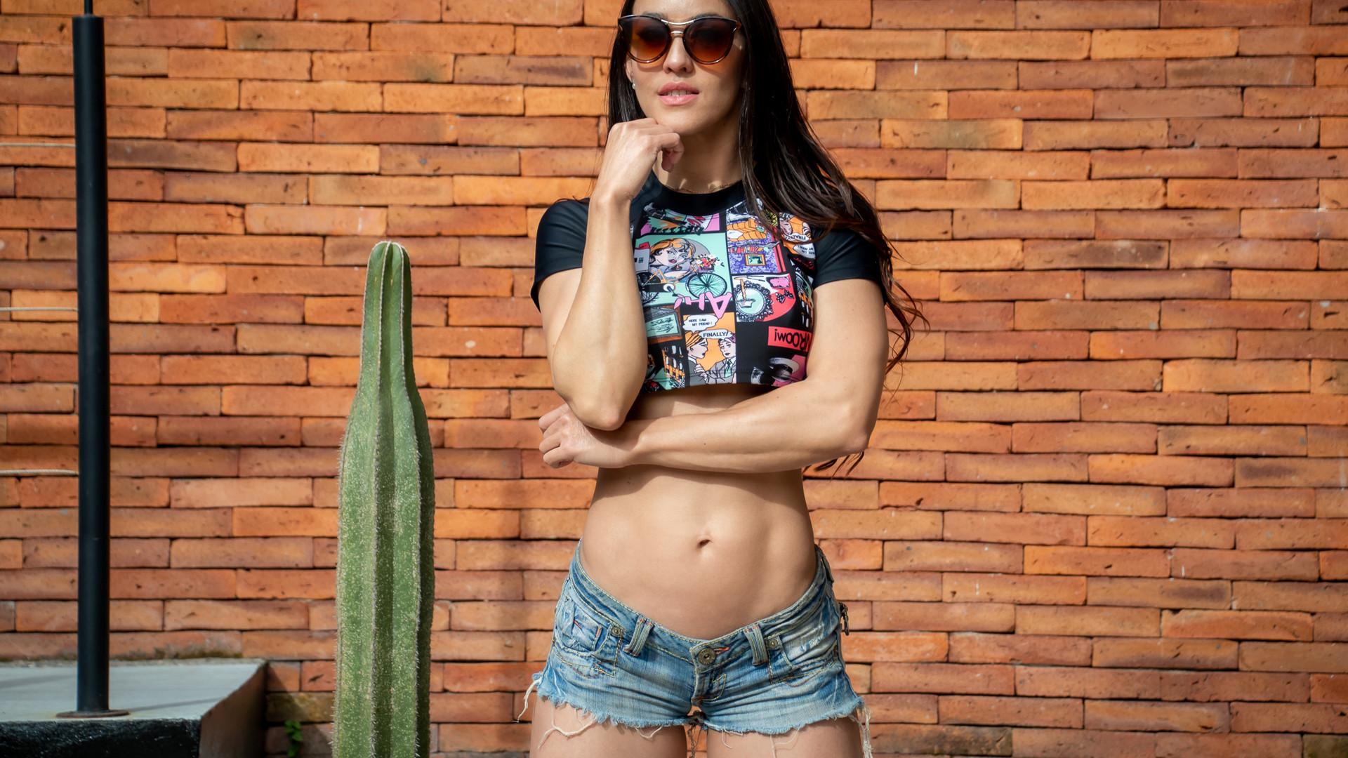 caro alvarez shorts