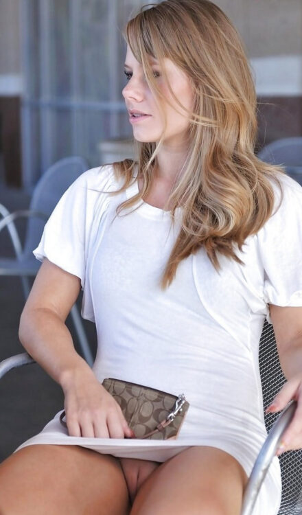 upskirt jeans sexy dress